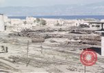 Image of wrecked locomotive Sicily Italy, 1943, second 55 stock footage video 65675061157