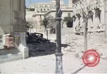 Image of damaged buildings Sicily Italy, 1943, second 21 stock footage video 65675061159