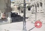Image of damaged buildings Sicily Italy, 1943, second 25 stock footage video 65675061159