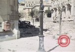 Image of damaged buildings Sicily Italy, 1943, second 26 stock footage video 65675061159