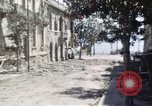 Image of damaged buildings Sicily Italy, 1943, second 27 stock footage video 65675061159