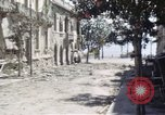 Image of damaged buildings Sicily Italy, 1943, second 28 stock footage video 65675061159