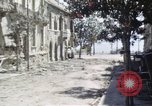 Image of damaged buildings Sicily Italy, 1943, second 30 stock footage video 65675061159