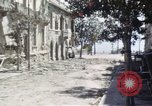 Image of damaged buildings Sicily Italy, 1943, second 31 stock footage video 65675061159