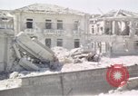 Image of damaged buildings Sicily Italy, 1943, second 42 stock footage video 65675061159