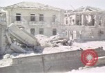 Image of damaged buildings Sicily Italy, 1943, second 43 stock footage video 65675061159