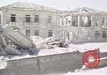 Image of damaged buildings Sicily Italy, 1943, second 44 stock footage video 65675061159