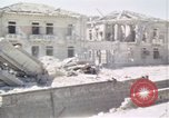 Image of damaged buildings Sicily Italy, 1943, second 45 stock footage video 65675061159