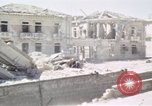 Image of damaged buildings Sicily Italy, 1943, second 46 stock footage video 65675061159