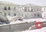 Image of damaged buildings Sicily Italy, 1943, second 47 stock footage video 65675061159