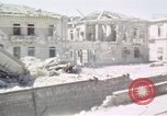 Image of damaged buildings Sicily Italy, 1943, second 49 stock footage video 65675061159