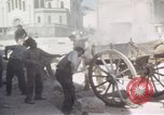 Image of damaged buildings Sicily Italy, 1943, second 60 stock footage video 65675061159