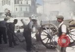 Image of damaged buildings Sicily Italy, 1943, second 61 stock footage video 65675061159