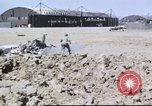 Image of captured airfield Sicily Italy, 1943, second 8 stock footage video 65675061167