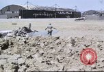 Image of captured airfield Sicily Italy, 1943, second 9 stock footage video 65675061167