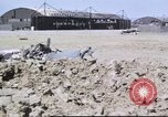 Image of captured airfield Sicily Italy, 1943, second 11 stock footage video 65675061167