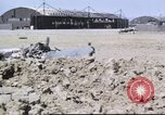 Image of captured airfield Sicily Italy, 1943, second 13 stock footage video 65675061167