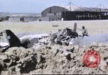 Image of captured airfield Sicily Italy, 1943, second 17 stock footage video 65675061167