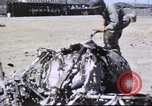 Image of captured airfield Sicily Italy, 1943, second 23 stock footage video 65675061167
