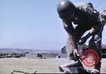 Image of captured airfield Sicily Italy, 1943, second 25 stock footage video 65675061167