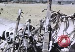Image of captured airfield Sicily Italy, 1943, second 27 stock footage video 65675061167
