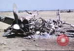 Image of captured airfield Sicily Italy, 1943, second 32 stock footage video 65675061167