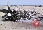 Image of captured airfield Sicily Italy, 1943, second 34 stock footage video 65675061167