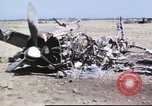Image of captured airfield Sicily Italy, 1943, second 35 stock footage video 65675061167