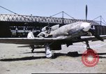 Image of captured airfield Sicily Italy, 1943, second 36 stock footage video 65675061167