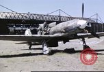 Image of captured airfield Sicily Italy, 1943, second 38 stock footage video 65675061167