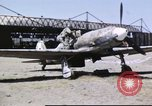 Image of captured airfield Sicily Italy, 1943, second 39 stock footage video 65675061167