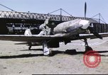 Image of captured airfield Sicily Italy, 1943, second 40 stock footage video 65675061167