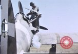 Image of captured airfield Sicily Italy, 1943, second 55 stock footage video 65675061167