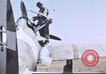 Image of captured airfield Sicily Italy, 1943, second 56 stock footage video 65675061167