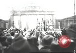 Image of Berliners celebrate appointment of Hitler as Chancellor Berlin Germany, 1933, second 20 stock footage video 65675061176
