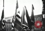 Image of Berliners celebrate appointment of Hitler as Chancellor Berlin Germany, 1933, second 33 stock footage video 65675061176