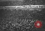Image of Adolf Hitler's first speech as Reich Chancellor Berlin Germany, 1933, second 54 stock footage video 65675061178