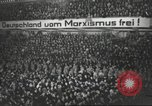 Image of Adolf Hitler's first speech as Reich Chancellor Berlin Germany, 1933, second 57 stock footage video 65675061178