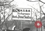 Image of National Socialist Factory Cell Organization gathering in Berlin Berlin Germany, 1933, second 19 stock footage video 65675061179