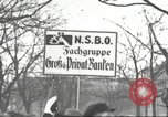 Image of National Socialist Factory Cell Organization gathering in Berlin Berlin Germany, 1933, second 20 stock footage video 65675061179