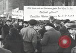 Image of National Socialist Factory Cell Organization gathering in Berlin Berlin Germany, 1933, second 25 stock footage video 65675061179