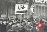 Image of National Socialist Factory Cell Organization gathering in Berlin Berlin Germany, 1933, second 27 stock footage video 65675061179