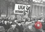 Image of National Socialist Factory Cell Organization gathering in Berlin Berlin Germany, 1933, second 28 stock footage video 65675061179