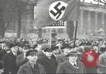 Image of National Socialist Factory Cell Organization gathering in Berlin Berlin Germany, 1933, second 29 stock footage video 65675061179