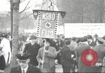 Image of National Socialist Factory Cell Organization gathering in Berlin Berlin Germany, 1933, second 32 stock footage video 65675061179