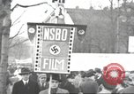 Image of National Socialist Factory Cell Organization gathering in Berlin Berlin Germany, 1933, second 33 stock footage video 65675061179