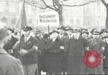 Image of National Socialist Factory Cell Organization gathering in Berlin Berlin Germany, 1933, second 37 stock footage video 65675061179