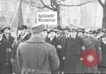 Image of National Socialist Factory Cell Organization gathering in Berlin Berlin Germany, 1933, second 38 stock footage video 65675061179