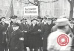 Image of National Socialist Factory Cell Organization gathering in Berlin Berlin Germany, 1933, second 39 stock footage video 65675061179