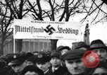 Image of National Socialist Factory Cell Organization gathering in Berlin Berlin Germany, 1933, second 41 stock footage video 65675061179
